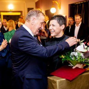 Kovács Maja és Zsuráfszky Zoltán