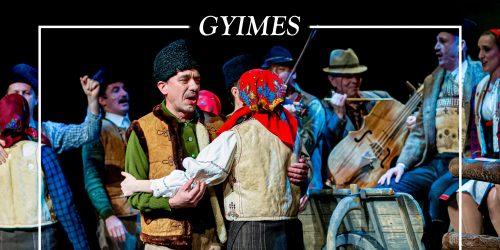 Gyimes cover