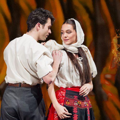 Hűtlen feleség - táncos kép